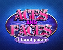 Aces And Faces Poker 4 Hand
